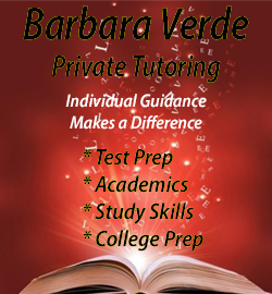 Barbara Verde Tutoring